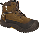 "Men's Baffin 6"" Composite Toe Insulated Metal Free Work Boot IREB-MP05-BR1"