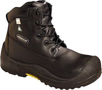"Men's Baffin 6"" Composite Toe Insulated Metal Free Work Boot IREB-MP02-BK1"