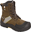 "Men's Baffin 8"" Composite Toe Insulated Metal Free Work Boot IREB-MP04-BR7"