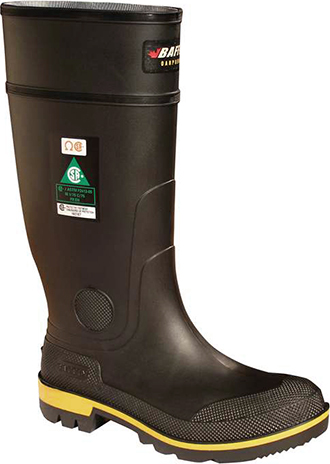 Men's Baffin Steel Toe WP Rubber Work Boot 9699-650