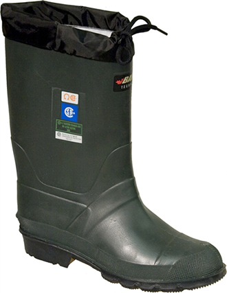 "Men's Baffin 13"" Steel Toe WP/Insulated Rubber Work Boot 8563"