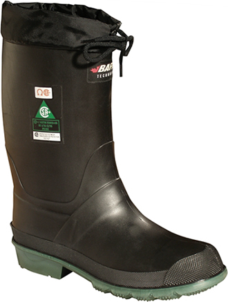 "Men's Baffin 13"" Steel Toe WP/Insulated Rubber Work Boot 8564"