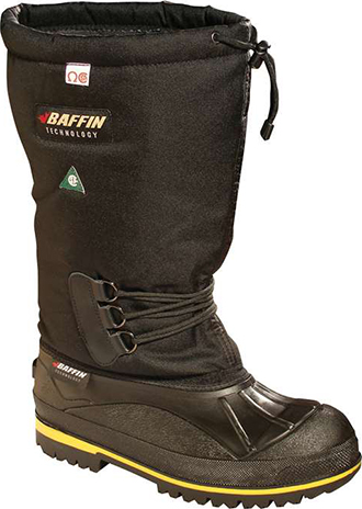 Men's Baffin Steel Toe Insulated Work Boot 9857-0934