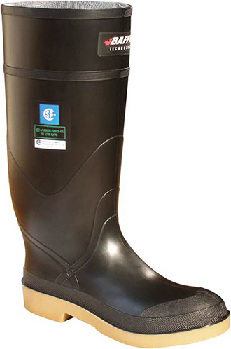 "Men's Baffin 15"" Steel Toe WP Rubber Work Boot 8317"