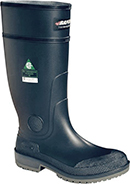 Men's Steel Toe Rubber Boots and Men's Composite Toe Rubber Boots