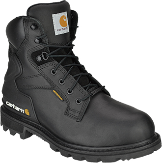 "Men's Carhartt 6"" Steel Toe WP Metguard Work Boot CMW6610"