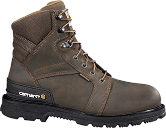 "Men's Carhartt 6"" Steel Toe WP Work Boot CMW6250"