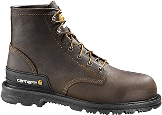 "Men's Carhartt 6"" Steel Toe WP Work Boot CMU6242"