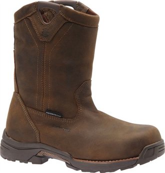 "Men's Carolina 10"" WP Wellington Work Boot CALT750"