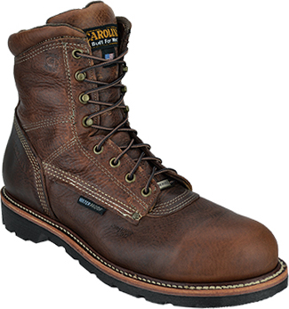 "Men's Carolina 8"" Composite Toe WP Work Boot (U.S.A.) CA1818"