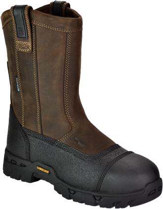 "Men's Carolina 11"" Composite Toe WP Wellington Work Boot CA5533"