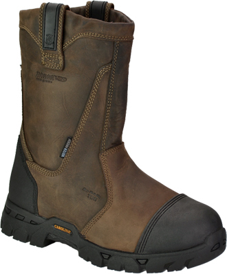 "Men's Carolina 11"" Composite Toe WP/Insulated Wellington Work Boot CA6533"