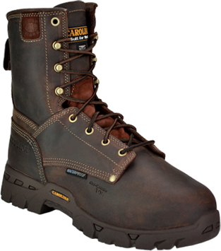 "Men's Carolina 8"" Composite Toe WP Metguard Work Boot CA9582"