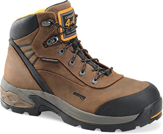 "Men's Carolina 6"" Aluminum Toe WP Hiker Work Boot CA4534"