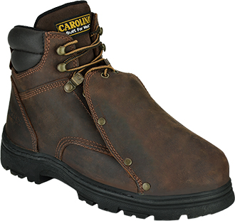 "Men's Carolina 6"" Steel Toe Metguard Work Boot CA3630"