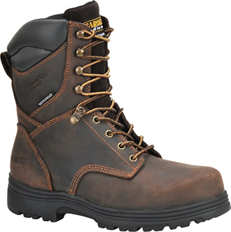 "Men's Carolina 8"" Steel  Toe WP/Insulated Work Boot CA3534"
