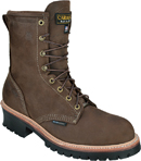 Logger Steel Toe Boots and Logger Composite Toe Boots at Steel-Toe-Shoes.com.