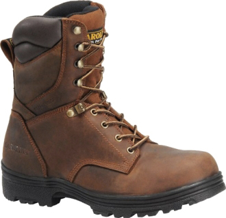 "Men's Carolina 8"" Steel Toe WP Work Boot CA3524"