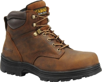 "Men's Carolina 6"" Steel  Toe WP Work Boot CA3526"