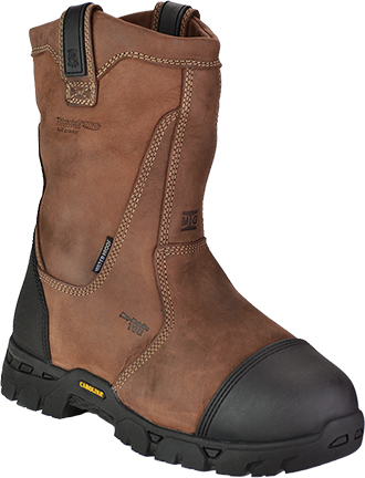 "Men's Carolina 10"" Composite Toe WP/Insulated Wellington Metguard Work Boot CA7534"