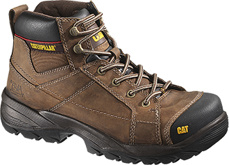 "Men's Caterpillar 5"" Steel Toe Work Boot P90202"