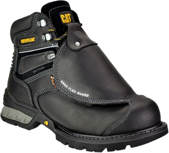 "Men's Caterpillar 6"" Steel Toe Metguard Work Boot P89942"