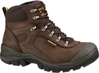 "Men's Caterpillar 6"" Steel Toe WP Work Boot P89556"