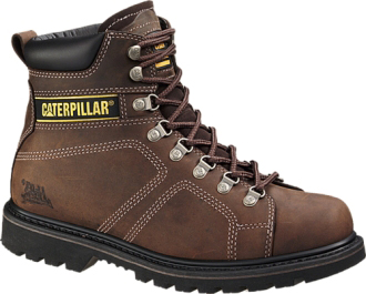 "Men's Caterpillar 6"" Steel Toe Work Boot P89701"