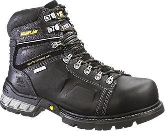 """Men's Caterpillar 6"""" Steel Toe WP Work Boot P89945"""