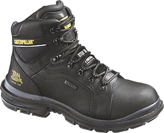 "Men's Caterpillar 6"" Steel Toe WP Work Boot P89980"