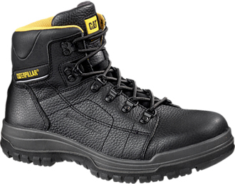"Men's Caterpillar 6"" Steel Toe Work Boot P90002"