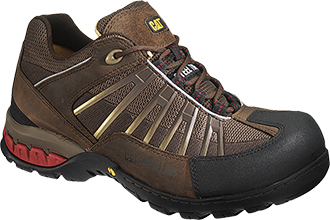Men's Caterpillar Steel Toe Work Shoe P90151