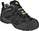 Suede Men's Steel Toe Shoes