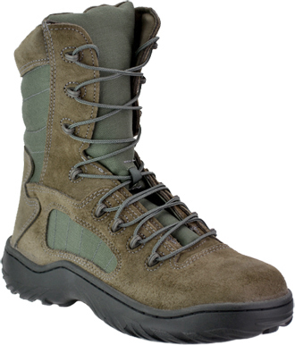 [CLOSEOUT] Men's Converse Steel Toe Tactical Side-Zipper Work Boot (U.S.A.)