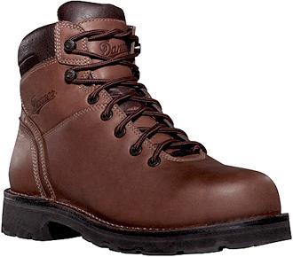 """Men's Danner 6"""" Alloy Toe WP Work Boots 16001"""