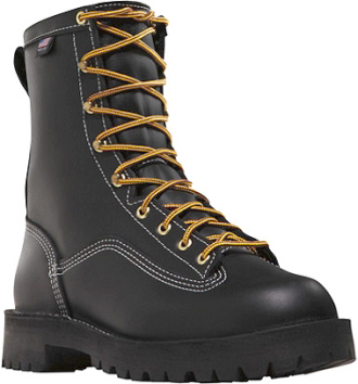"Men's Danner 8"" Composite Toe WP Work Boots (U.S.A.) 11550"