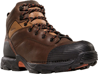 "Men's Danner 5"" Composite Toe WP Work Boots 17602"