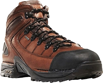 Men's Danner Steel Toe WP Work Boots 37500