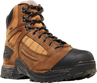 "Men's Danner 6"" Steel Toe WP Work Boots 47002"