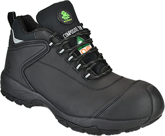 Men's Dawgs Composite Toe Work Shoe DAWGS-CTL3ISS-Black