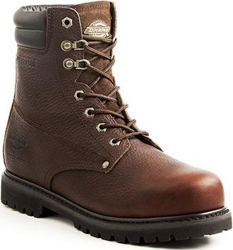 "Men's Dickies 8"" Steel Toe WP Work Boot DW8022"