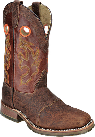"Men's Double H 13"" Steel Toe Western Work Boot (U.S.A.) DH5400"
