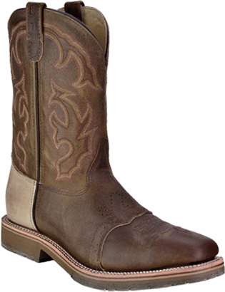 "Men's Double H 11"" Steel Toe Western Boot (U.S.A.) DH3567"