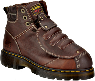 Men's Dr. Martens Steel Toe Metguard Work Boot R13159200