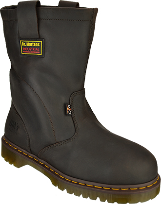 Men's Dr. Martens Steel Toe Metguard Work Boot R14404201