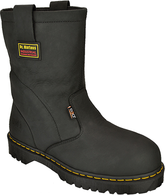 Men's Dr. Martens Steel Toe Metguard Work Boot R14537001
