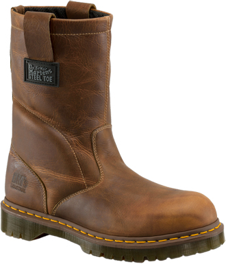 Men's Dr. Martens Steel Toe Wellington Work Boot R10294220