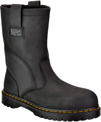 Men's Dr Martens Extra Wide Steel Toe Wellington Work Boot R13397001