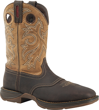 "Men's Durango 11"" Steel Toe WP Western Work Boot DB019"