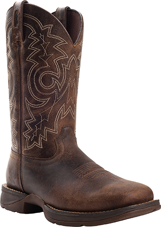 "Men's Durango 12"" Steel Toe Western Work Boot DB4343"